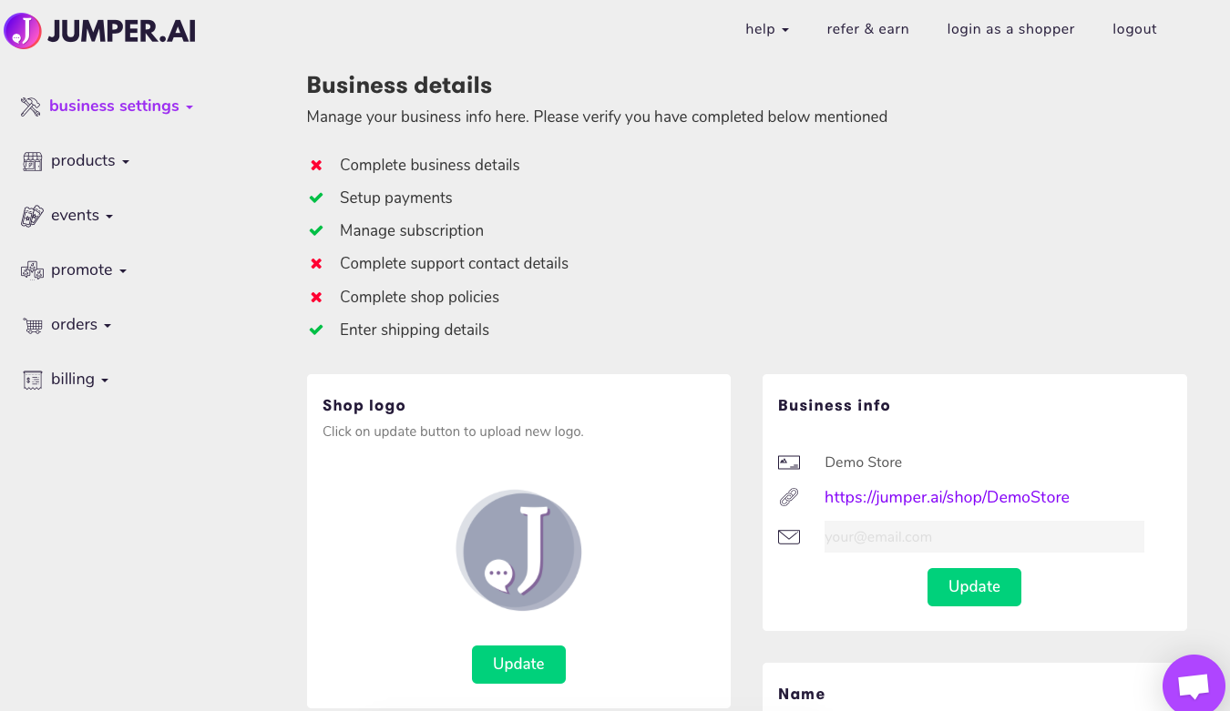 business-details