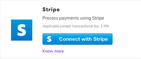 Connect Stripe