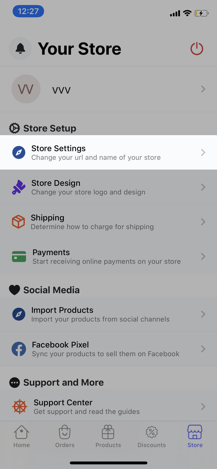 Changing Currency Through Store Settings