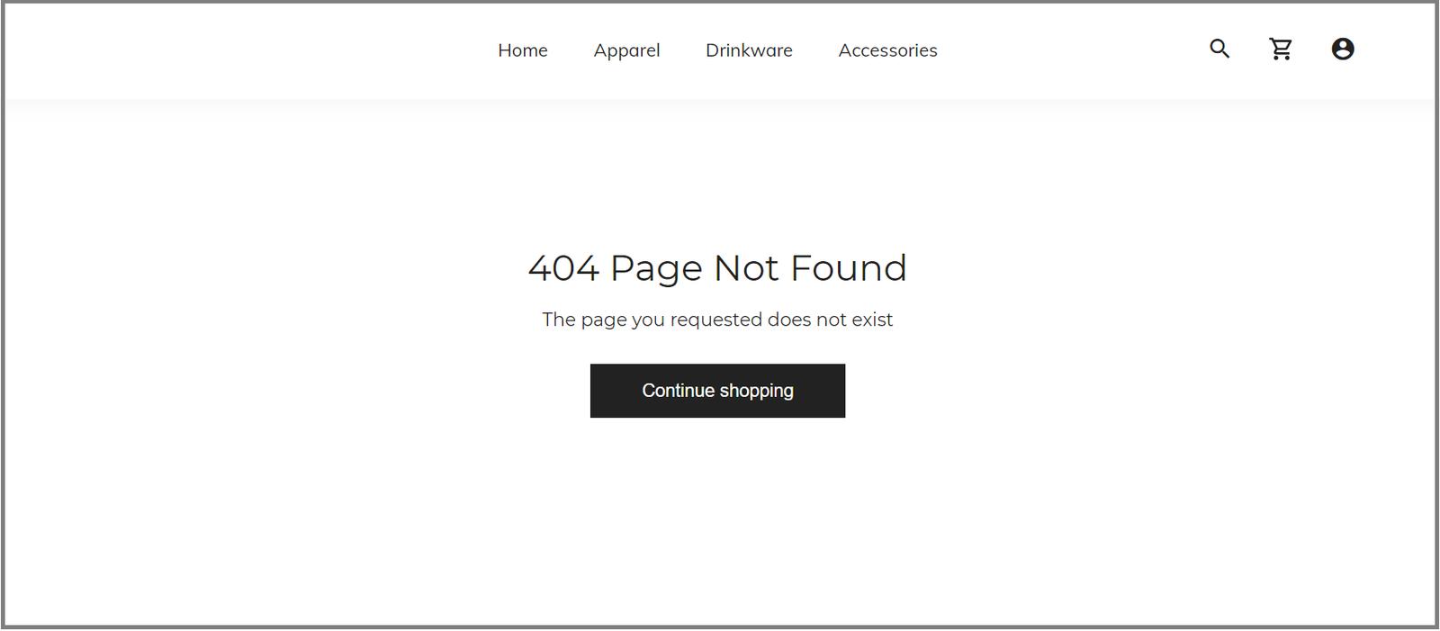 锁定访问后,如果客户访问这些页面,系统将显示404错误