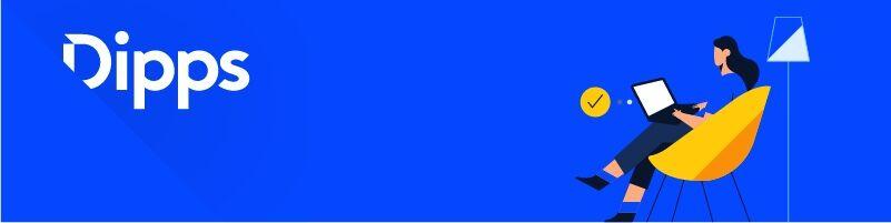 Dipps - Enkel fakturering uten eget firma