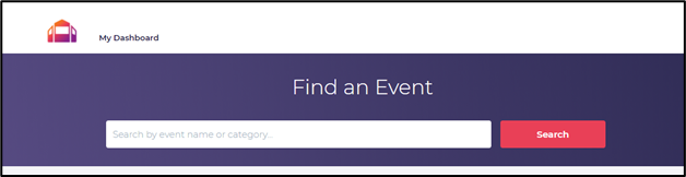 Public Event Search