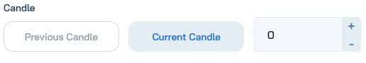 Candle parameter