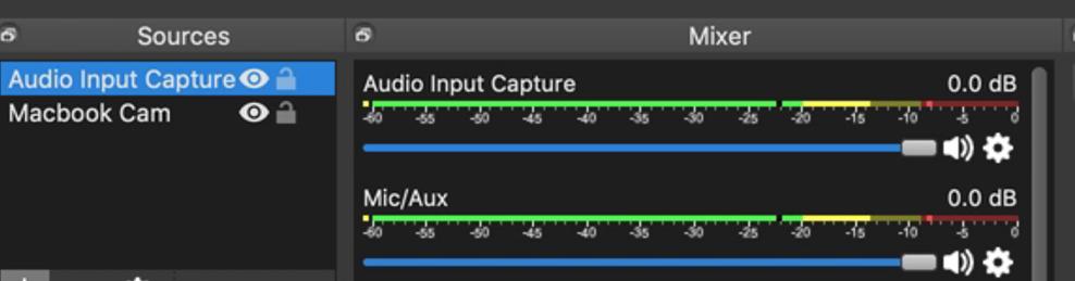 Cómo saber si estás utilizando dos streams de audio.