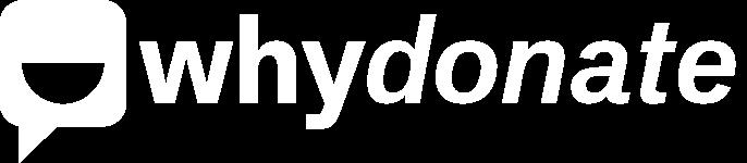 Whydonate status